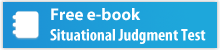 Free e-book on Situational Judgement Test
